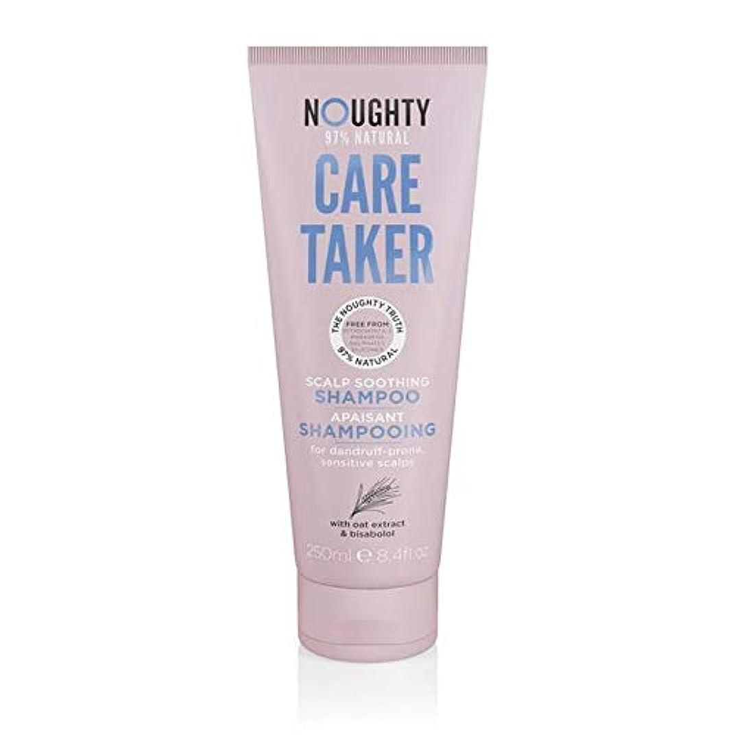 ビジネス発生残酷な[Noughty] Noughtyケアテイカーシャンプー250Ml - Noughty Care Taker Shampoo 250ml [並行輸入品]
