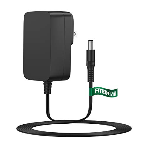 FITE ON UL Listed 12V AC/DC Adapter for Microsoft PSC24W-120 Xbox 360 HD DVD Player (for use with Xbox 360 Console) 12VDC Power Supply Cord Cable PS Charger