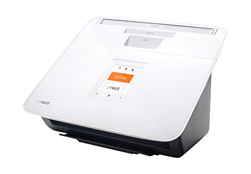 Save %42 Now! The Neat Company NeatConnect Scanner and Digital Filing System, Home Office Edition, 2...