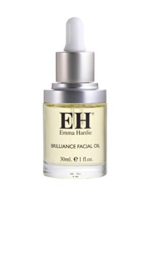 Emma Hardie Brilliance Facial Oil – Cruelty Free Natural Overnight Nourishing Natural Antioxidant Moisturizer Skin Balance Product – Vegan Skincare for All Skin Types – 30mL