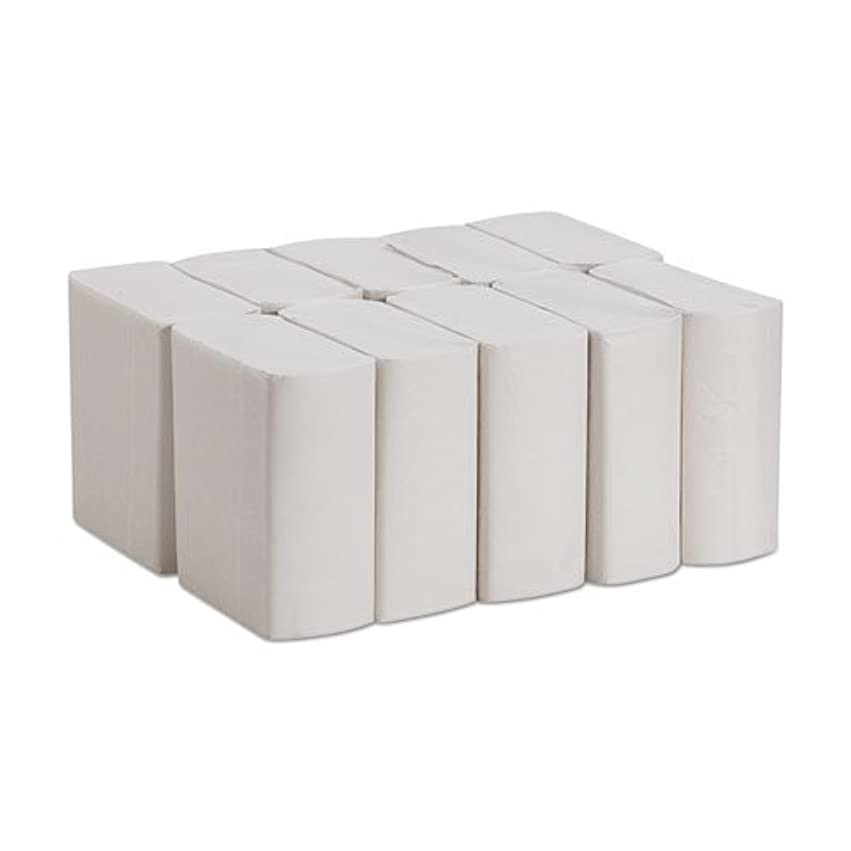 公然とページ彼自身ブランド新しいGeorgia Pacific Professional Z c-fold交換用紙タオル8?x 11ホワイト260?/パック10パック/カートン