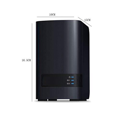 Lhlbgdz 16 TB de Almacenamiento en Red de la Nube de Disco Duro NAS de Almacenamiento en Red Almacenamiento en la Nube de Servidor