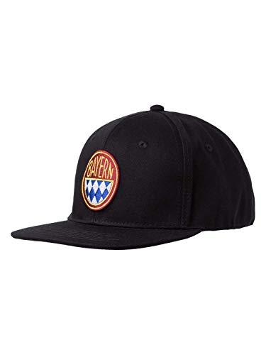 FC Bayern München Snapback Cap Retro schwarz,