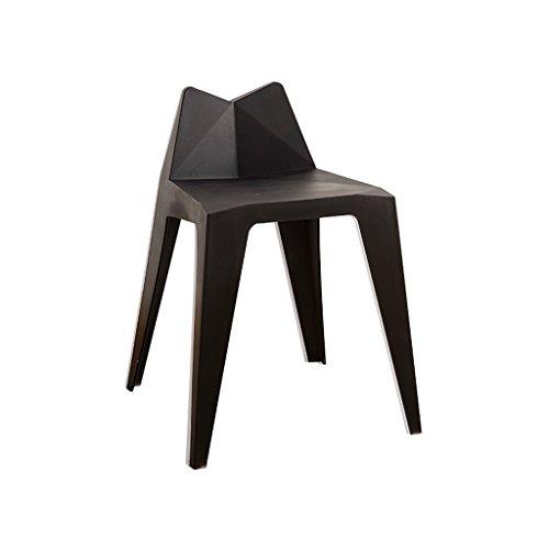 WDX Modieuze eettafel en stoelen, kunststof, modieus Een