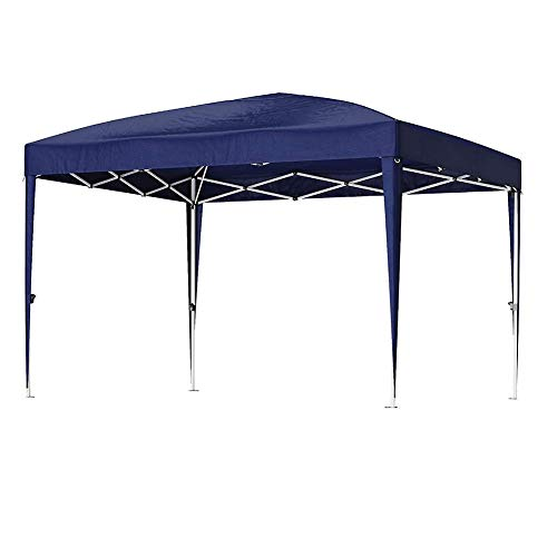 3 x 3 m Gazebo Marquee Tent, Anti-UV, Waterproof Pop Up Awning Canopy Tent with Carry Bag, Portable for Outdoor Garden Patio Party Commercial Events