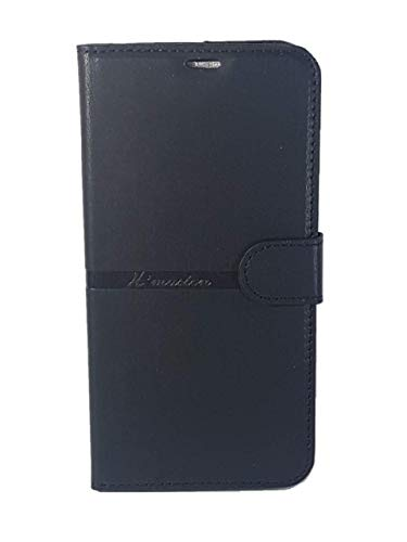 Capa Carteira Samsung Galaxy J4 Plus/Prime/Core (Tela de 6.0 - Cor Preta) Capinha Case Flip
