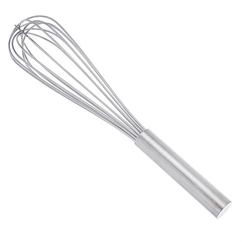AmazonCommercial Stainless Steel Whisk, 14 Inch