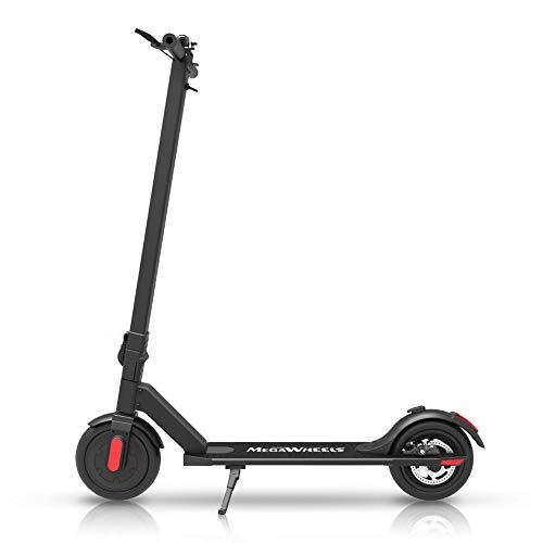 M MEGAWHEELS Monopattino Elettrico 36 V/5.8 Ah Motore da 250 W Pieghevole e Facile da Trasportare velocità Fino a 10 mph con Display a LED Scooter Elettrico Adatto per Adolescenti e Adulti
