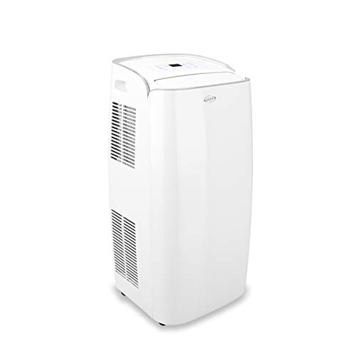 ARGO Milo Plus Climatizzatore Portatile 13000 BTU/H con Pompa di Calore, 230 V, 40.5 x 38.5 x 83.5 cm, Bianco