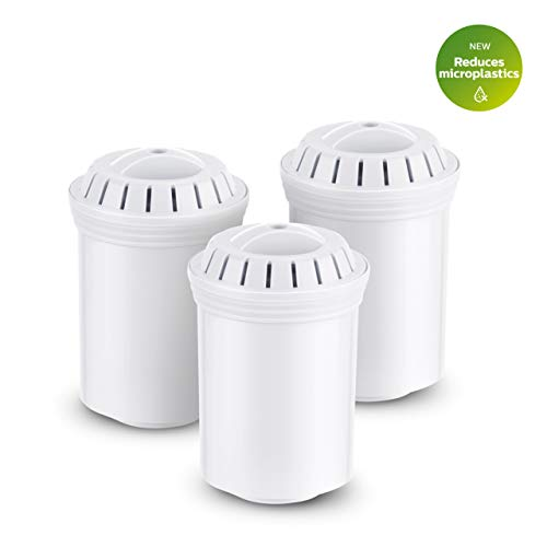 Philips Aqua Solutions AWP201 Philips Wasserfilter Ersatzkartusche, Kunststoff