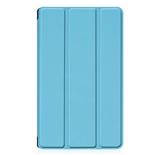 HHF Pad accesorios Para Amazon Kindle Fire 7 2019 7 pulgadas, Folio Folio Cubierta Folio Anti polvo A prueba de agua Resistente al agua Tableta protectora Shell para Amazon Kindle Fire 7 2019 7 pulgad