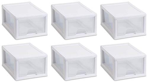 sterilite small 3 drawer unit - 8