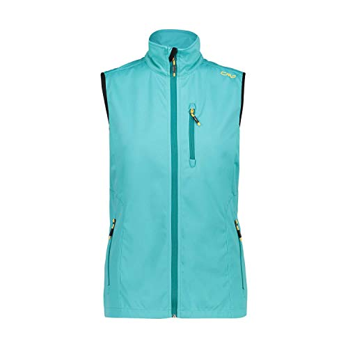 CMP Damen Weste Woman Vest 39A5086 Ceramic 34