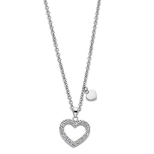 Collar de joyas de mujer Estilo de Lotus Corazón de mujer LS2026-1/1