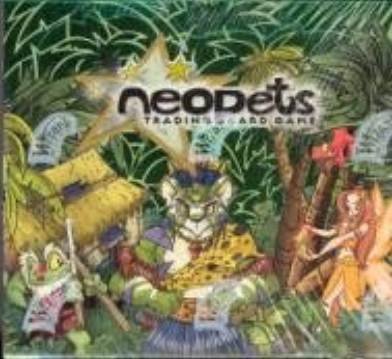 Neopets Neopets Neopets Trading Card Game Secrets of Mystery