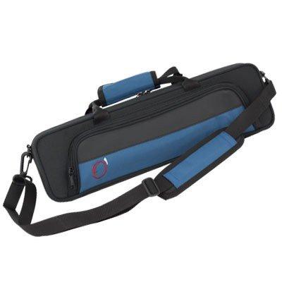 Ortola 8420 FSH - Estuche flauta travesera, color negro y azul: Amazon.es: Instrumentos musicales