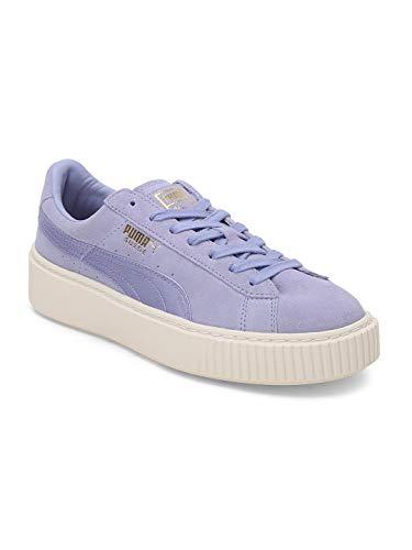 Puma Suede Platform Mono Satin W schoenen