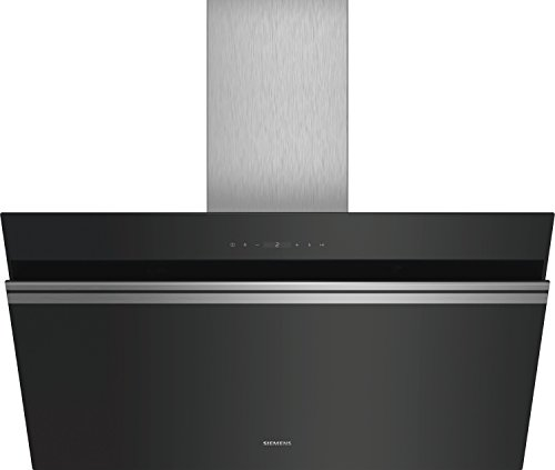 Siemens LC91KWP60 iQ700 Wand-Esse / 89 cm / LED-Beleuchtung / Extrem Leise / TouchControl / Glas