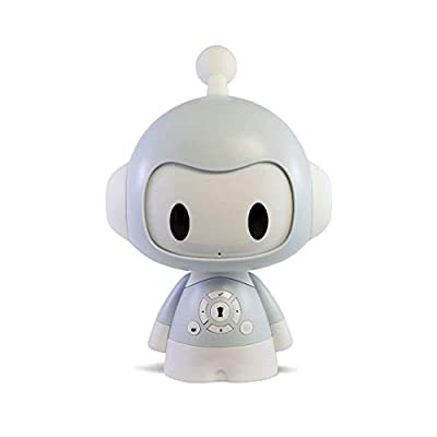 Pillar Learning Codi AI Smart Educational Robot for Kids, Smart Storyteller/Song Singer with Curated Content That Grows with Your Child