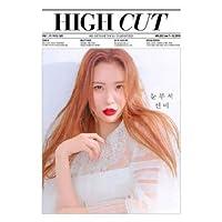 韓国雑誌 HIGH CUT(ハイカット) 223号 (ソンミ表紙/EXOのスホ&ファンヒ記事) ★★Kstargate限定★★