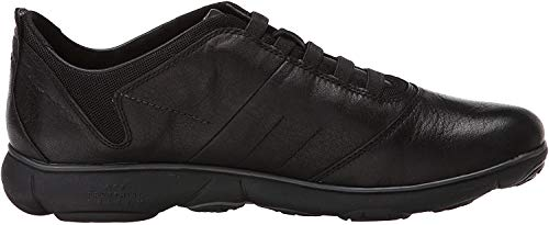 Geox U Nebula B - Zapatos para hombre, Negro, 44 EU
