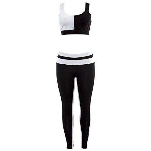 Fiaoen Yoga-Fitness-Set, Sportanzug Yoga-Set Sportbekleidung Fitnessbekleidung Gymnastikbekleidung Sportbekleidung Gymnastikbekleidung Sportbekleidung Fitnessbekleidung Für Frauen gorgeously