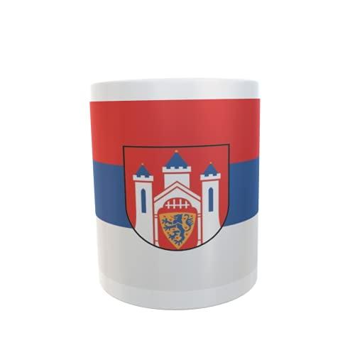 U24 Tasse Kaffeebecher Mug Cup Flagge Lüneburg