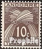Prophila Collection Andorra - francés Correos Michel.-No..: p32 1946 Los Sellos de Correos (Sellos para los coleccionistas)