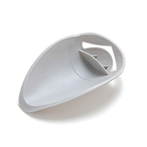 Extendeur de poignée d'évier de prolongateur de robinet d'enfants pour la sécurité de salle de bains gris (Gris)