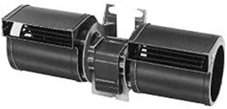 Fasco A133 Shaded Pole OEM Replacement Specific Purpose Blower with Sleeve Bearing, 1/50HP, 3000rpm, 115V, 60Hz, 1.2 amps