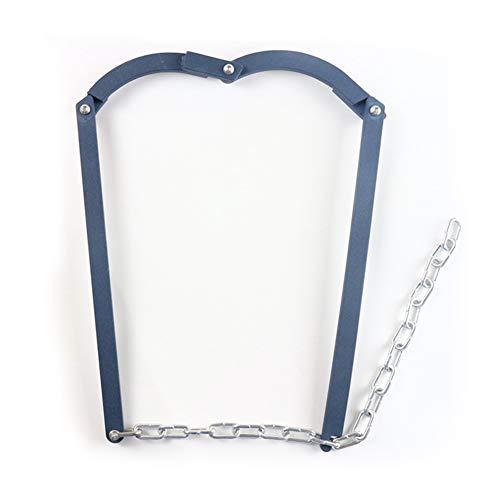 Hek Crimping Tool,Heavy Duty Wire Fence Repair Tool Chain Hek Strainer Elektrische Hek Energiser Reparatie Tool voor prikkeldraad, Elektrische Hek draad, Paard Hekken Blauw