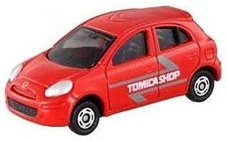 Tomica - Tomica Shop Limited] Nissan March (japan import)