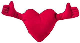Ikea KAMRATLIG Soft Toy Red Heart