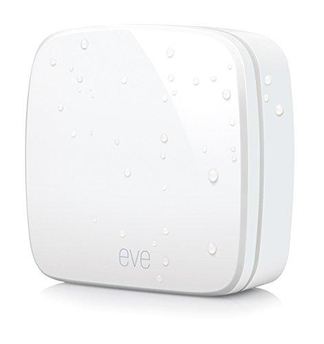 Elgato 1EW109901001 Sensor inalámbrico de exterior, 3 V, Blanco