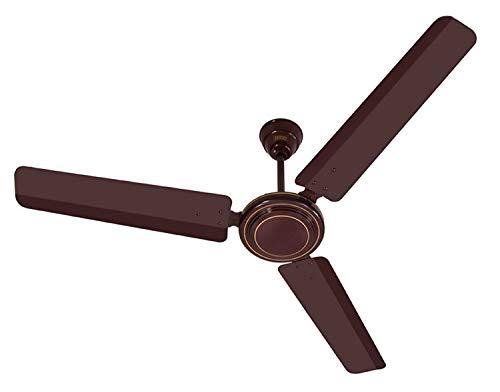 USHA Swift 1200mm Ceiling Fan (Rich Brown)