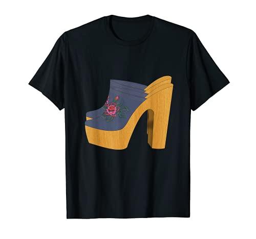 Les sabots hippie cool T-Shirt