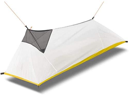 DIMLEYA Zelt 2 Personen Im Freien Spielraum Outdoor-Camping-Zelt-Strand-Zelt Kit Für Mit Das Layer-fischen-Zelt Tragetasche Single Kit Wandern Reisen,China