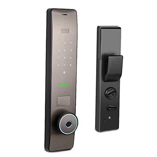 LYYJIAJU Fingerprint Smart Lock,Electronic Touchscreen...