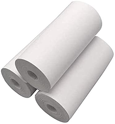 3 Print Paper Roll 1 Set for Instant Print Camera from Maidream