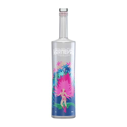 KARNEVAL VODKA Premium Wodka Made in Germany 40% vol. Magnum (1 x 1.5 l)