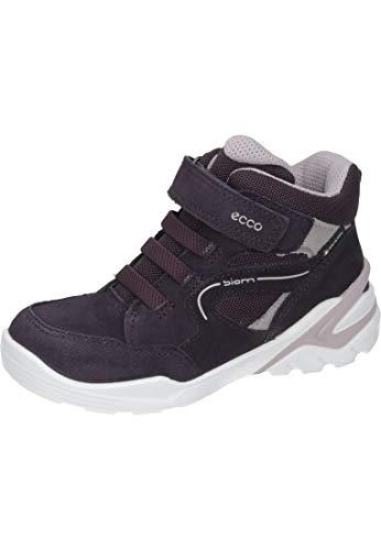 ECCO Mädchen Biom VOJAGE Hohe Sneaker, Violett (Fig/Grey Rose 51523), 30 EU