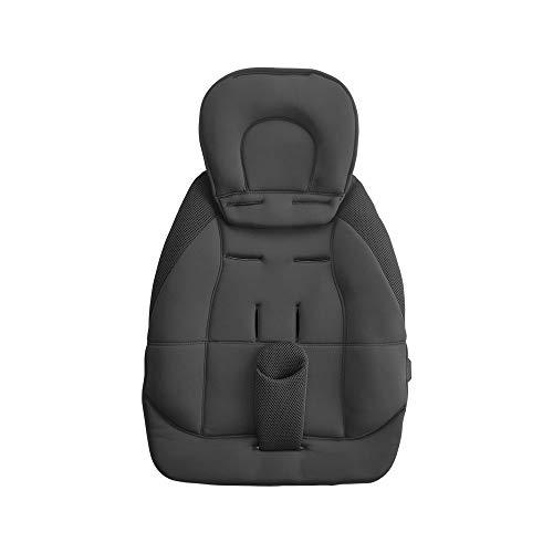 Quinny 1821102000 Hubb Neugeborenen Polsterset, Hochwertiger und komfortabler Sitzverkleinerer für fast alle Quinny Kinderwagen und Buggys, nutzbar ab der Geburt, grau