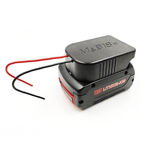 Liadance Adaptador Convertidor De 18v Batería De Li-