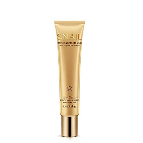 Snail Essence Repair Eye Cream Blanchissant Hydratant Anti-âge Rides Enlever Cernes Soins Des Yeux Hydratant