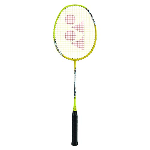 YONEX ARC Saber 10i Strung Badminton Racquet ( Yellow , G4 , 80-84.9 grams , 30 pounds )