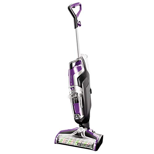 BISSELL Crosswave Pet Pro All in One Wet Dry Vacuum Cleaner and Mop for Hard floors and Area Rugs, 2306A (Renewed)