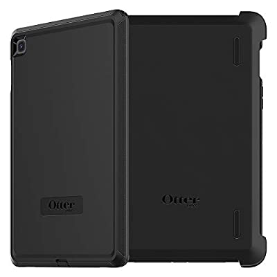 OtterBox Defender Series Case for Samsung Galaxy Tab S5e - Retail Packaging - Black