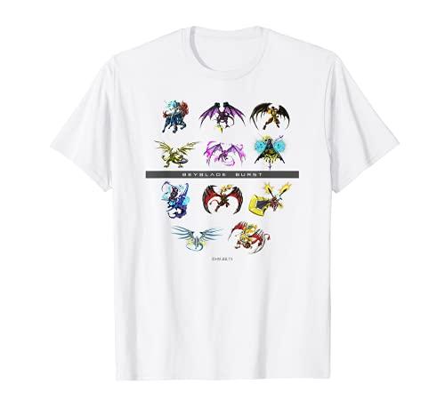 BEYBLADE BURST EVOLUTION AVATARS T-Shirt