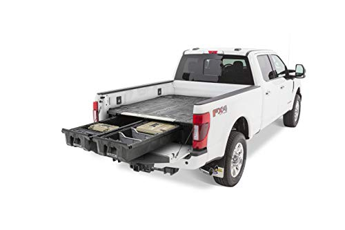 DECKED Pickup Truck Storage System for Ford F150 (2015 - current) Aluminum 5' 6' bed length