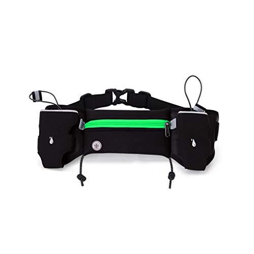 Sporttas - tas voor ketel, ultralicht lichaam, diefstalbescherming, marathon-riem, tasje voor mobiele telefoon, tas voor lopen, outdoor, hardlopen, reizen, klimmen, mannen